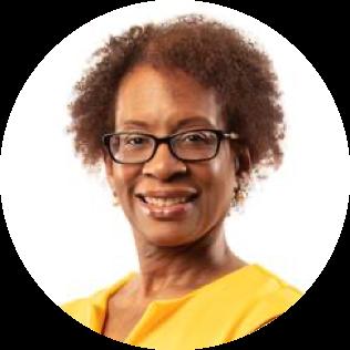 Headshot photo of Lisa Y. Harris, M.D., FAAP, FACP, CPE